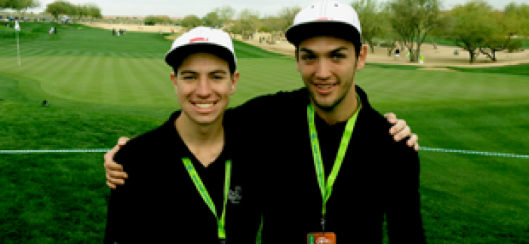 First Tee Junior Course Reporters — Round 2