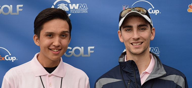 The First Tee Junior Course Reporters – Round 2