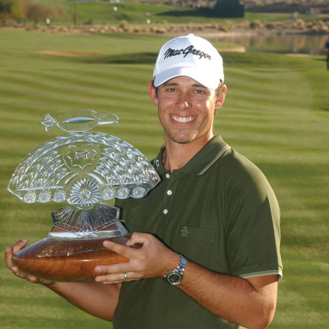 Congratulations to our 2007 champion Aaron Baddeley on his victoryhellip