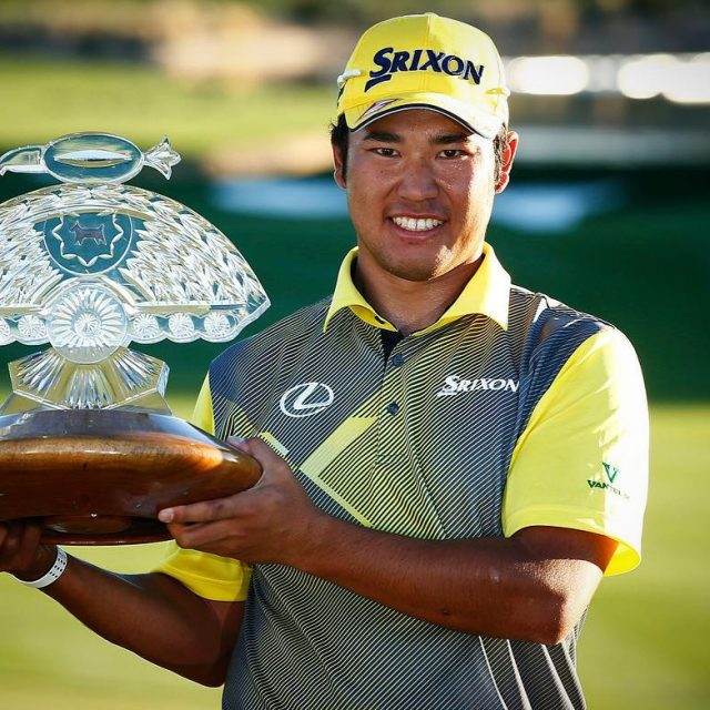 Our 2016 wastemanagement Phoenix Open Champion Hideki Matsuyama shares thehellip