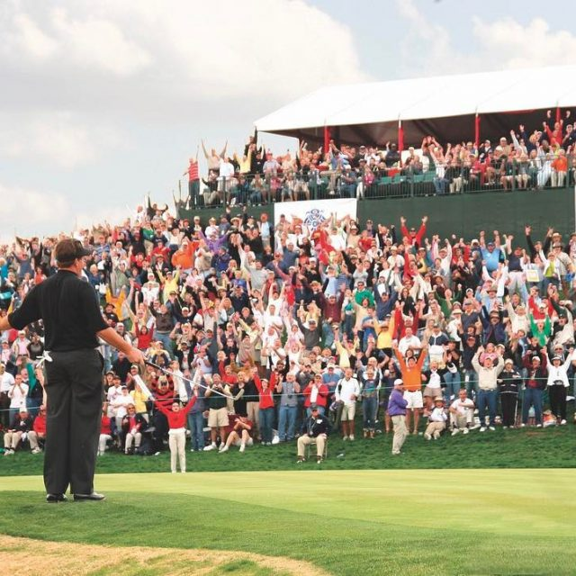 He has won the Phoenix Open 3 times! May thehellip