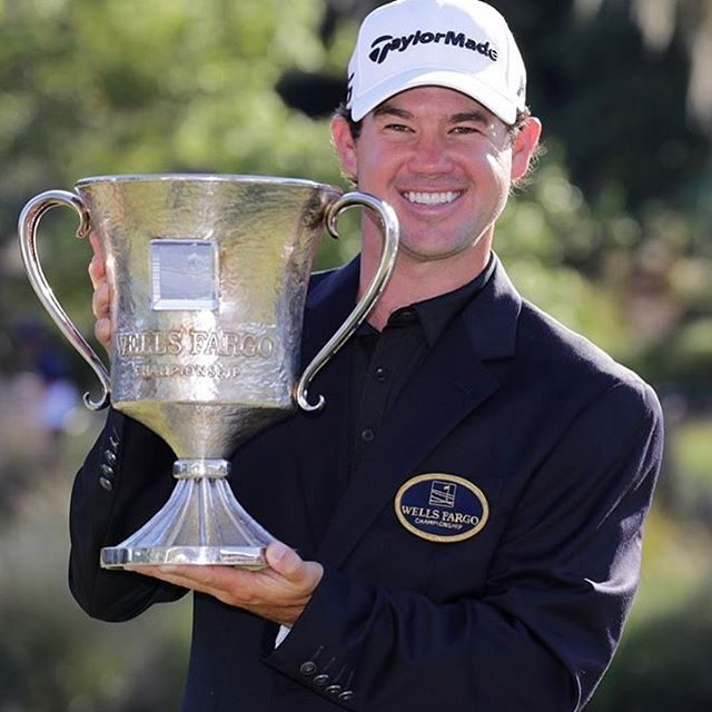 Congrats on your big wellsfargogolf win harmanbrian! Looking forward tohellip