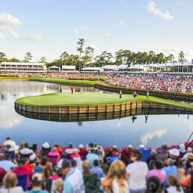 theplayerschamp is less than 24 hours away! Who do youhellip