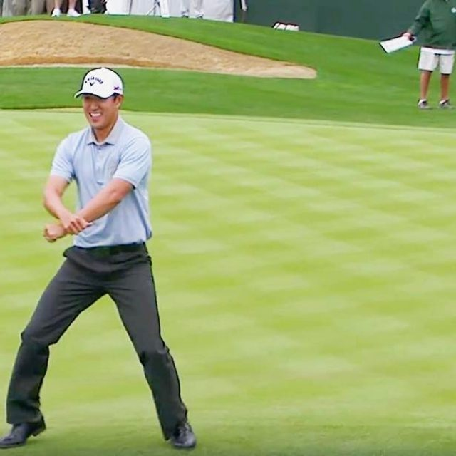 jameshahnpga has a nice round going at the attbyronnelson today!hellip