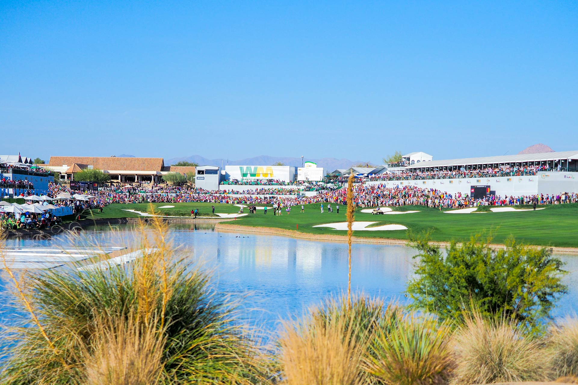 Waste Management Phoenix Open named 2018 Tournament of the