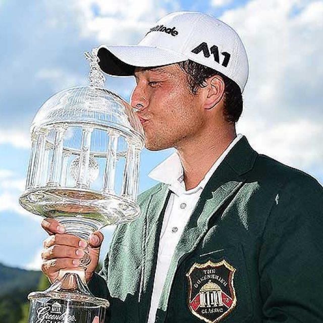 Congrats on your 1st ever pgatour victory at the gbrclassichellip