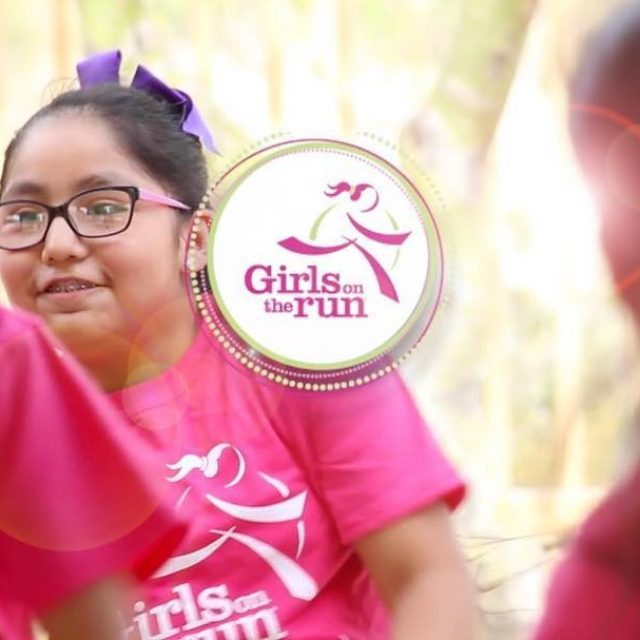 The Thunderbirds donate to GirlsontheRun a positive youth development programhellip