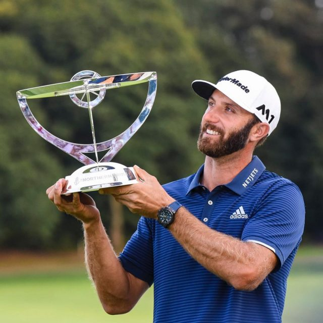 Congrats to djohnsonpga on his thentgolf victory and to everyonehellip