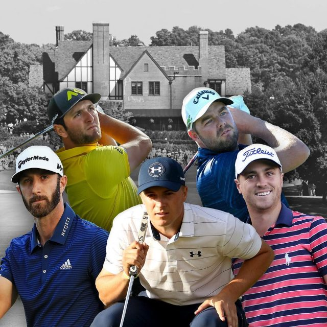 Pick the WINNER of the TOUR Championship at eastlakegc forhellip