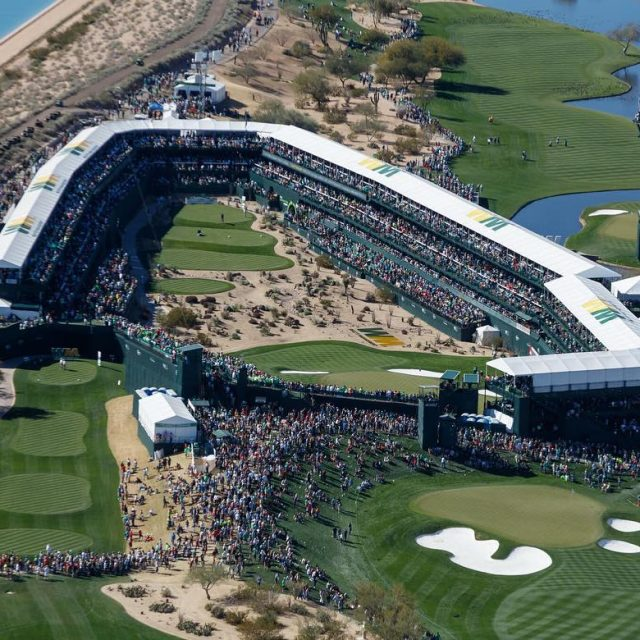 The 2017 wastemanagement Phoenix Open brought 389 Million to Arizonashellip