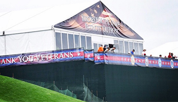 The Birdies for the Brave Patriots Outpost is a complimentary hospitality tent for all active duty reserve and retired U.S. military from all five ... & Military and Emergency Services Personnel u2013 Waste Management ...