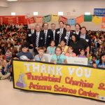 Thunderbirds Charities Awards $100,000 Grant to Arizona Science Center to Support Stem in Metro Phoenix Schools