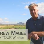 Andrew Magee – Back on 17 at WM Phoenix Open