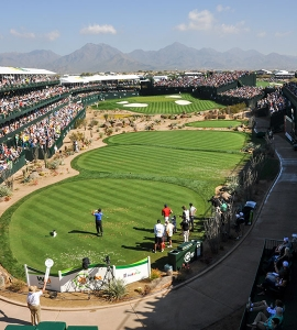 Loudest Hole In Golf