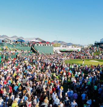 Record-Breaking Week at 2016 Waste Management Phoenix Open