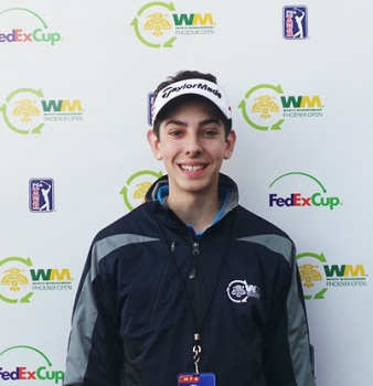 First Tee Junior Course Reporter: Day 2