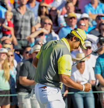 Final Round Recap From The 2016 Waste Management Phoenix Open