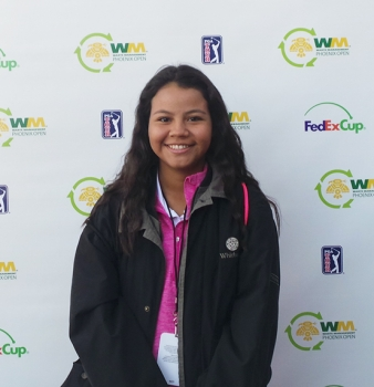 First Tee Junior Course Reporter: Taylor Harvey