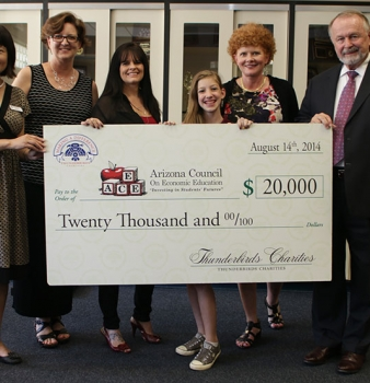 Thunderbirds Charities 2016 Fall Funding Cycle Now Open