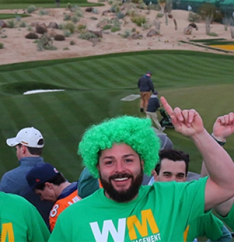 Waste Management Phoenix Open Green OutRaises $100,000 for Three Non-Profit Environmental Organizations