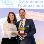 Down Syndrome Network Awards the Outstanding Foundation Award to The Thunderbirds