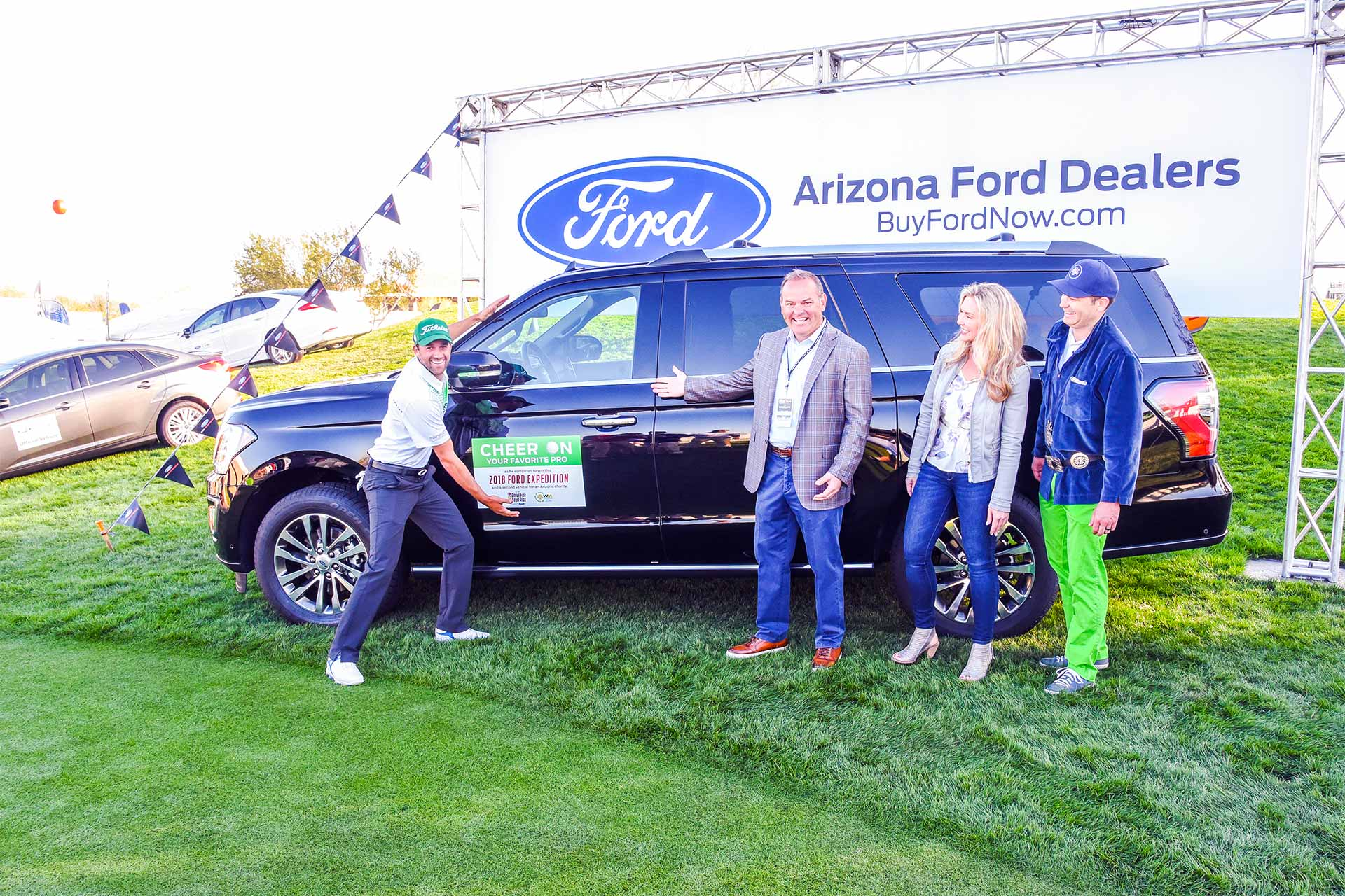 Waste Management Phoenix Open Once Again To Offer Free Admission