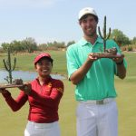Jacob Bergeron and Alyaa Abdulghany Win the Thunderbird International Junior