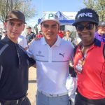 My Experience as a Junior Course Reporter at the Waste Management Phoenix Open – Anah Hargrove