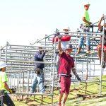 INICIA CONSTRUCCIÓN PARA EL 2020 WASTE MANAGEMENT PHOENIX OPEN