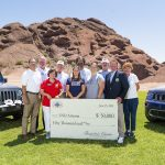 Thunderbirds Charities Awards $50,000 to USO Arizona to Support Military Members and Their Families